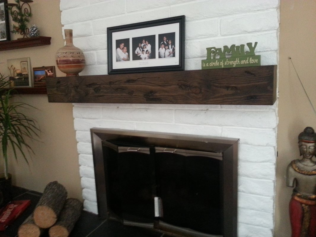 Wondrous Awesome Fireplace Mantel Shelf Royals Courage Putting In Home Interior And Landscaping Ologienasavecom