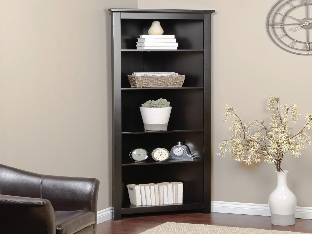 Awesome Tall Corner Shelf Royals Courage Maximize Area
