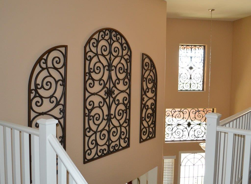 Best Wrought Iron Wall Decor Royals