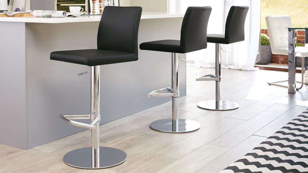 Terrific Contemporary Bar Stools Leather Royals Courage 24 Pdpeps Interior Chair Design Pdpepsorg