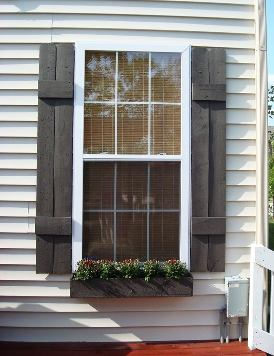 Cool Window Shutters Exterior Royals Courage All About