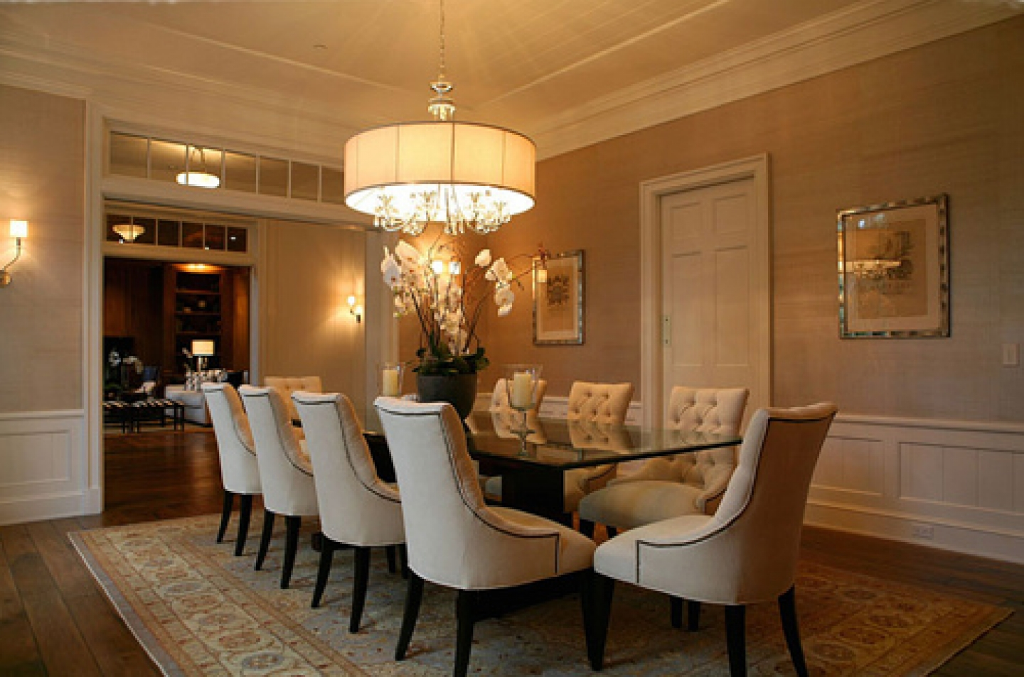 Dining Room Chandelier Shapes | Royals Courage : Traditional ...