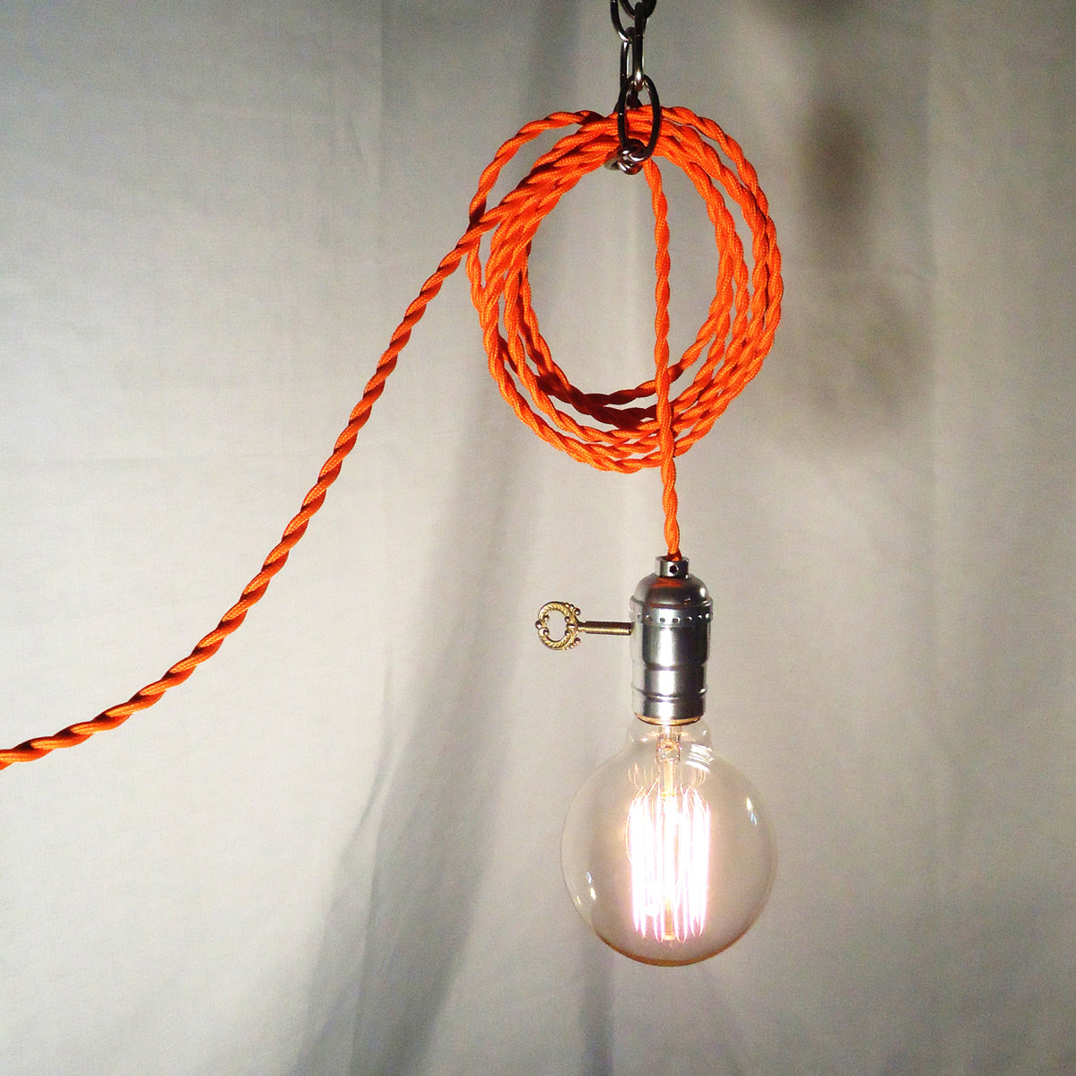 Suggestions Set Up Hanging Lights That