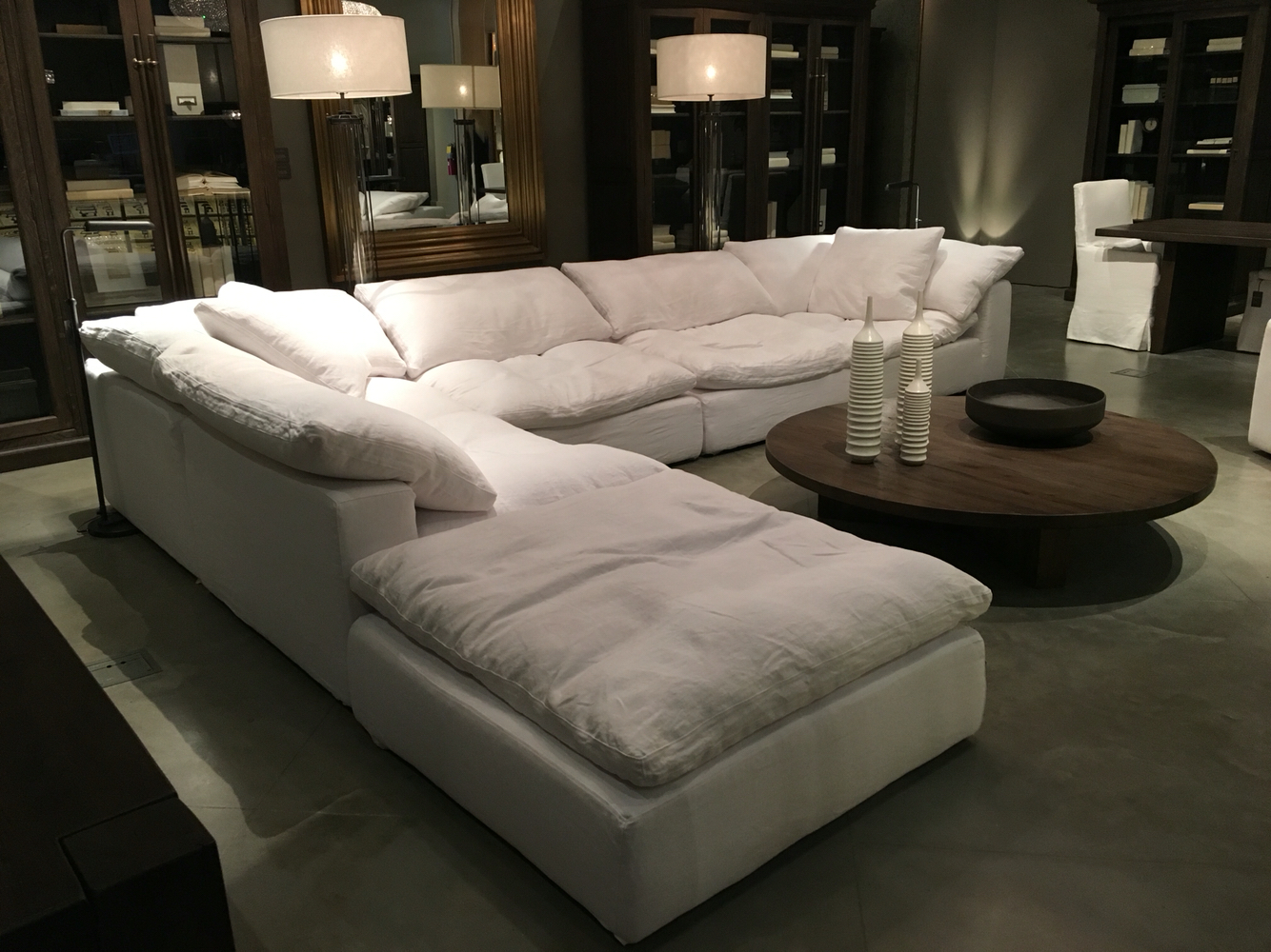 I Want The Most Comfortable Couch In
