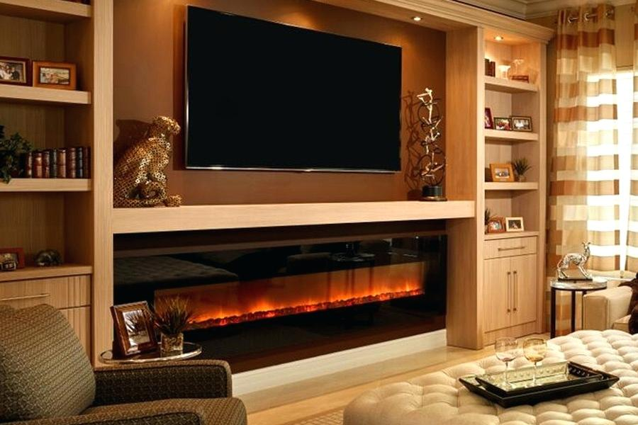 Stupendous Large Entertainment Center With Electric Fireplace Royals Download Free Architecture Designs Scobabritishbridgeorg