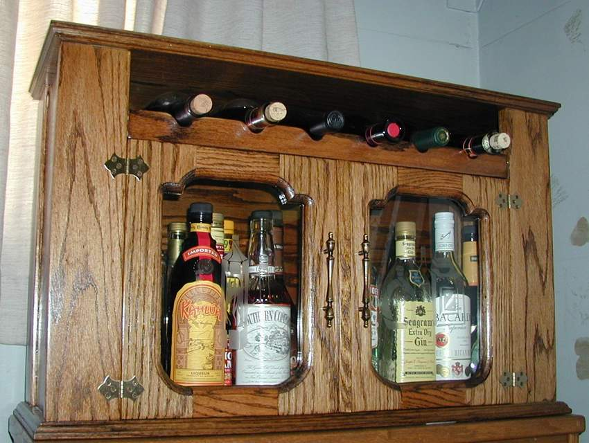 Locking Liquor Storage Cabinet Royals Courage How About