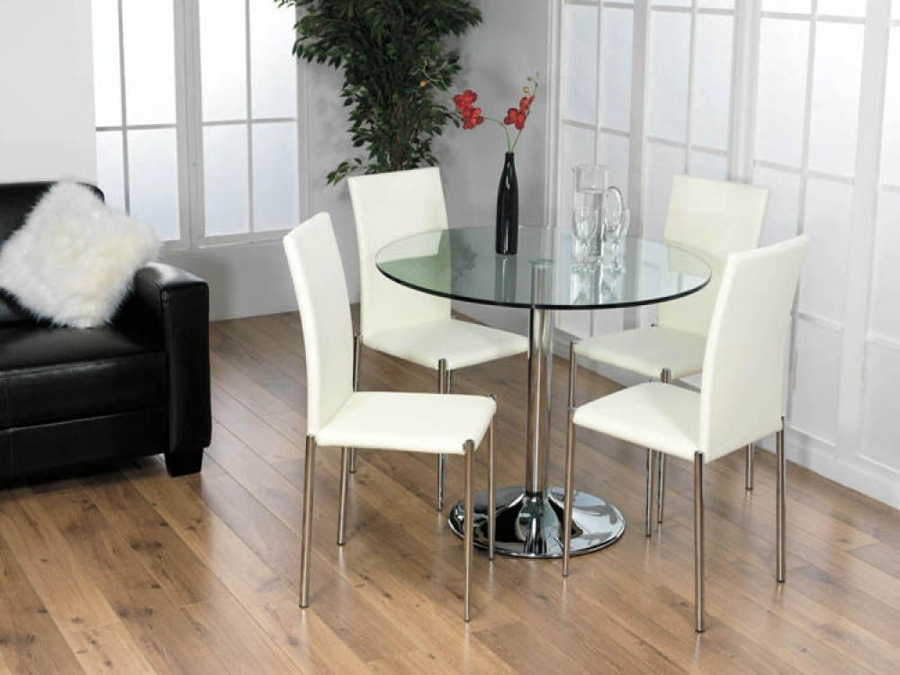 Modern Small Dining Table Set Royals