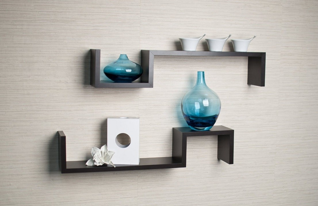 Modern Wall Mounted Bookshelves Royals Courage Concepts