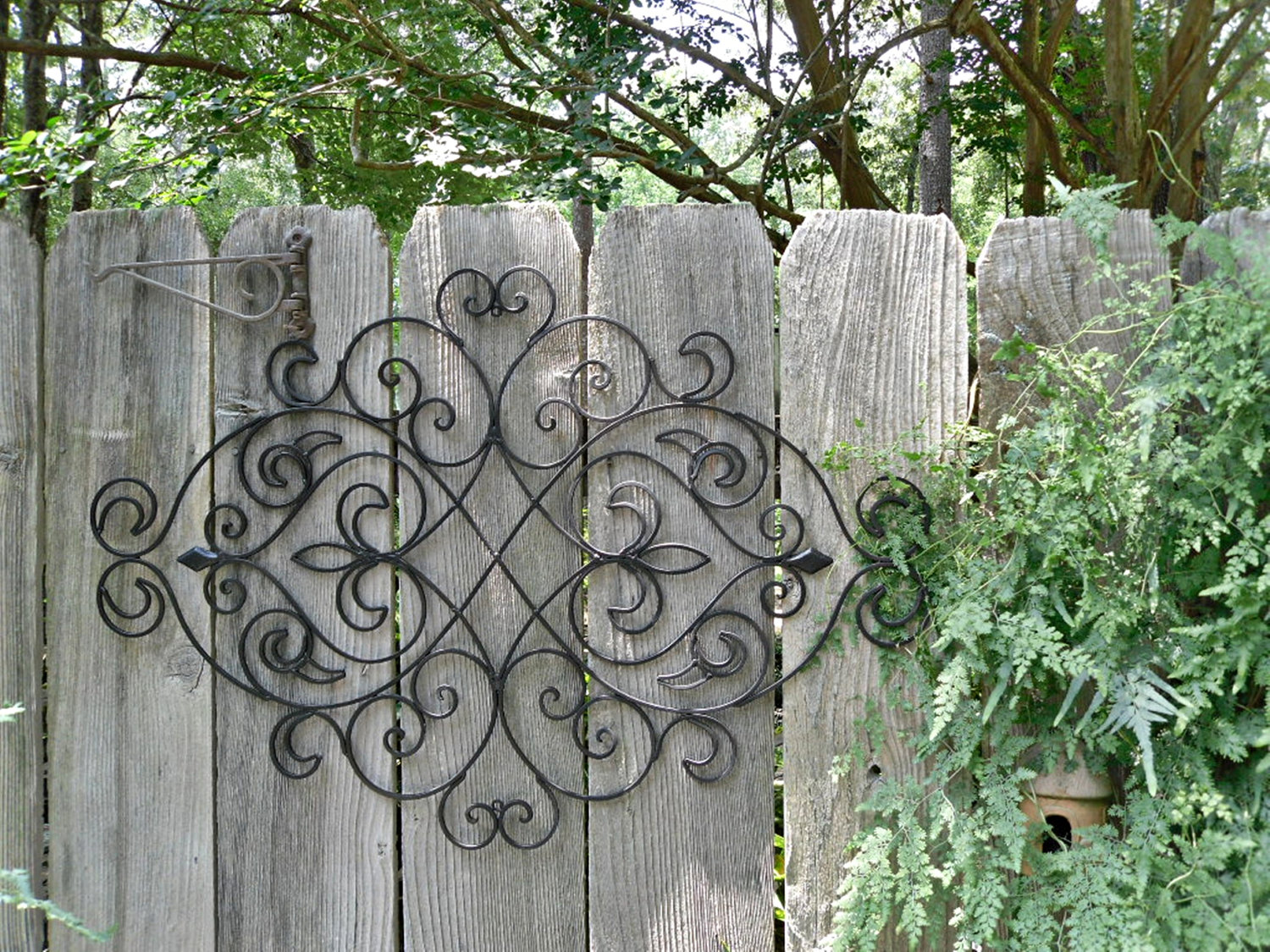 b556e37ce3 Great Wrought Iron Wall Decor | Royals Courage : Concepts Wrought ...