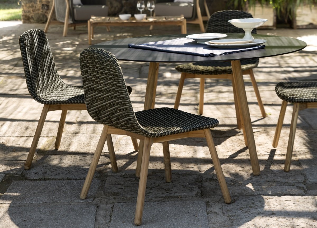 Choosing And Arranging Contemporary Outdoor Furniture