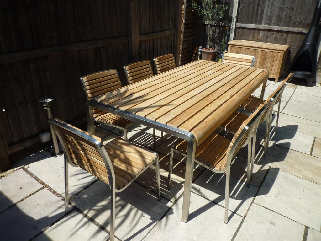 Top Teak Patio Furniture Royals Courage Re