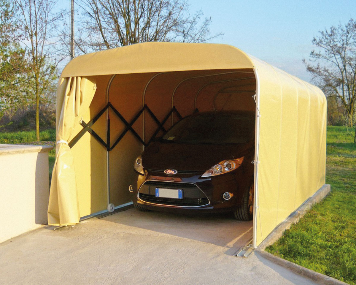 Harbor Freight Portable Car Garage Directions | Royals Courage