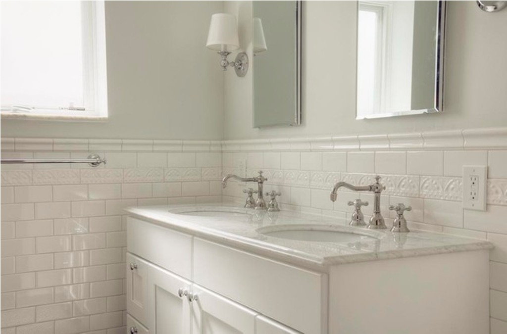 Beveled Subway Tile Sy And Simple