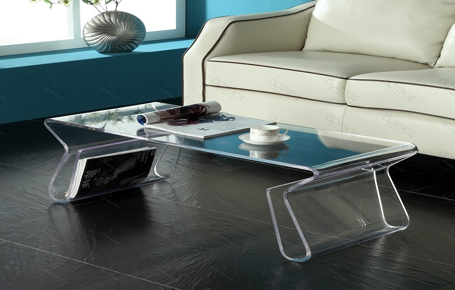 Acrylic Coffee Table Ikea Royals