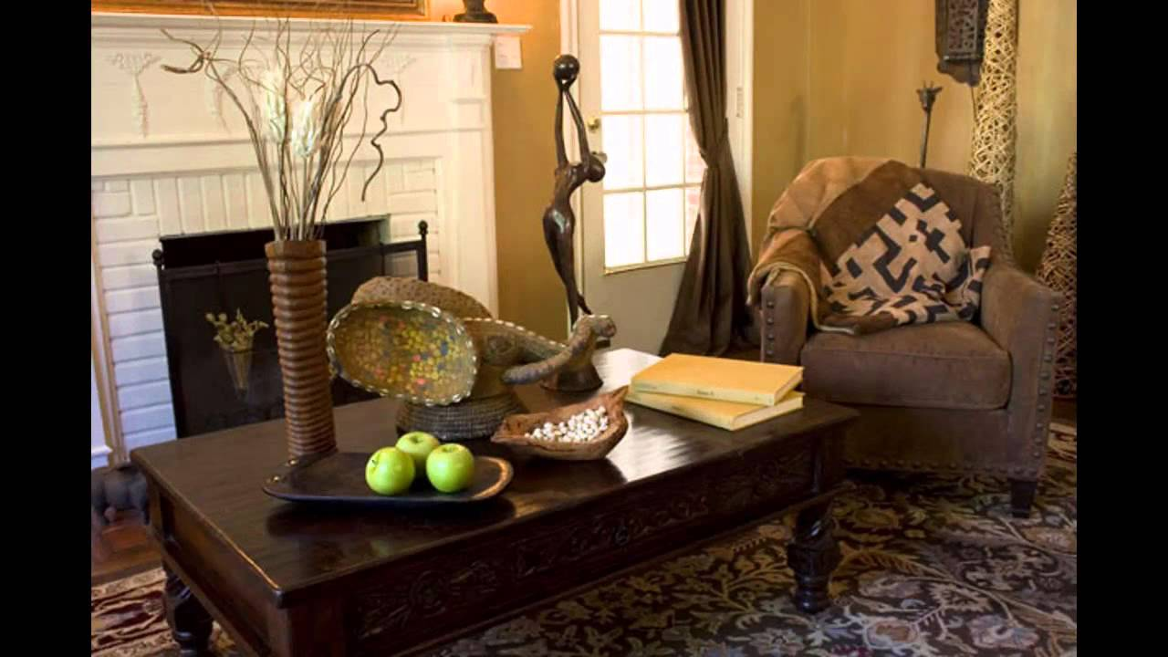 African Home Decor Royals
