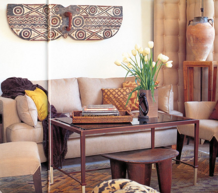 Royals Courage African Home Decor