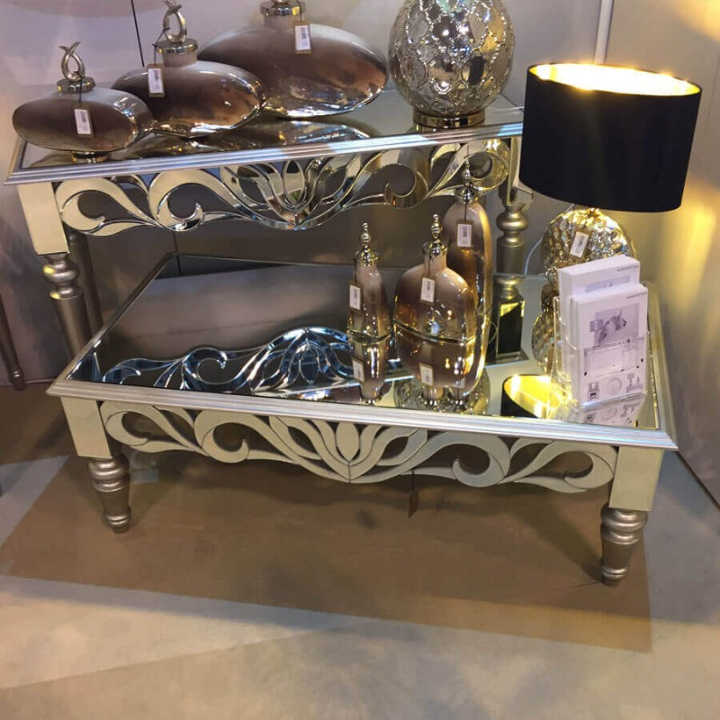 24 Unique Coffee Tables From Easy Supplies Royals Courage