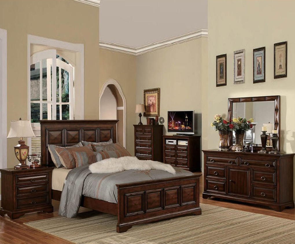 Pleasing Antique Bedroom Sets Mahogany Royals Courage Vintage Beutiful Home Inspiration Ommitmahrainfo