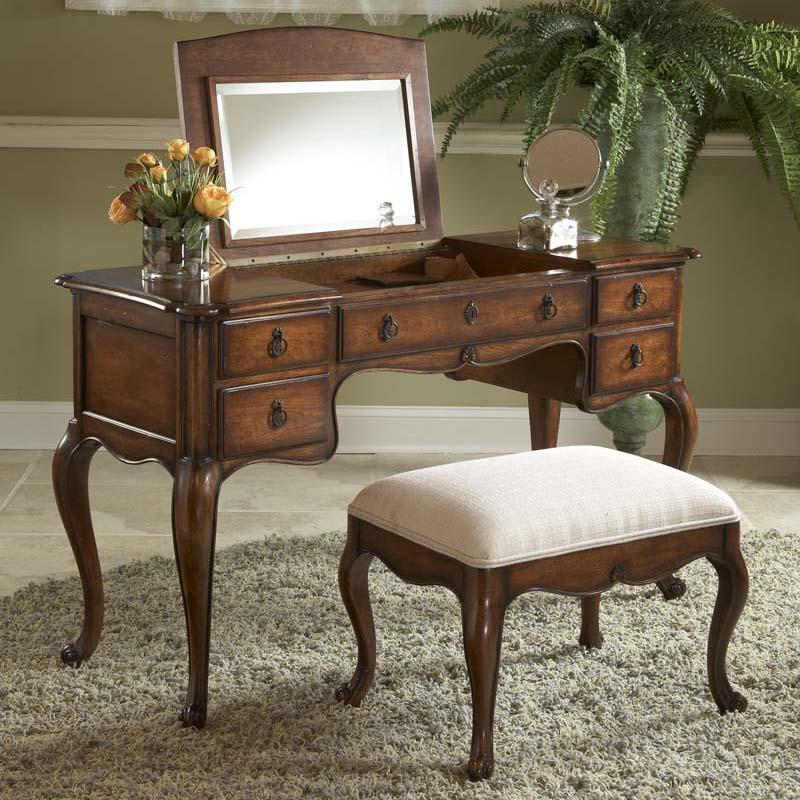 Vintage Dressing Table The Bed Room