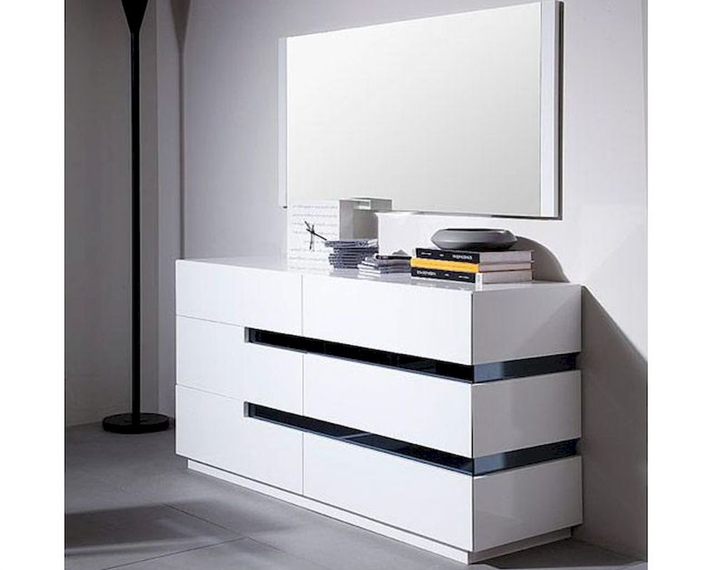 Modern White Dresser: Fashion And Magnificence Of Inside ...