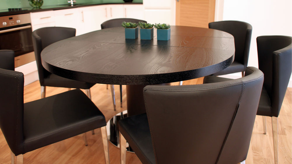 Black Dining Table Set Royals Courage
