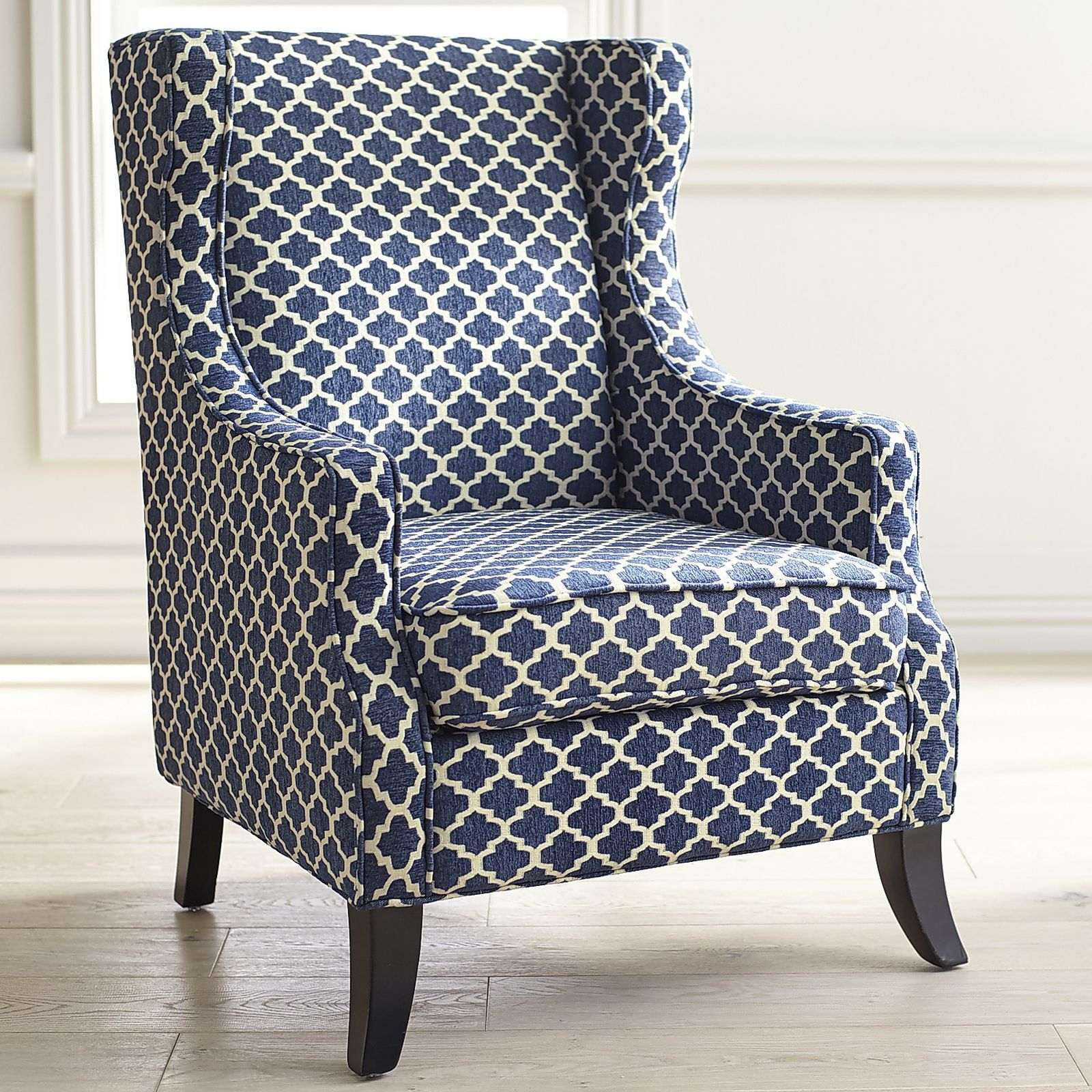 Enjoyable Navy Blue Accent Chair