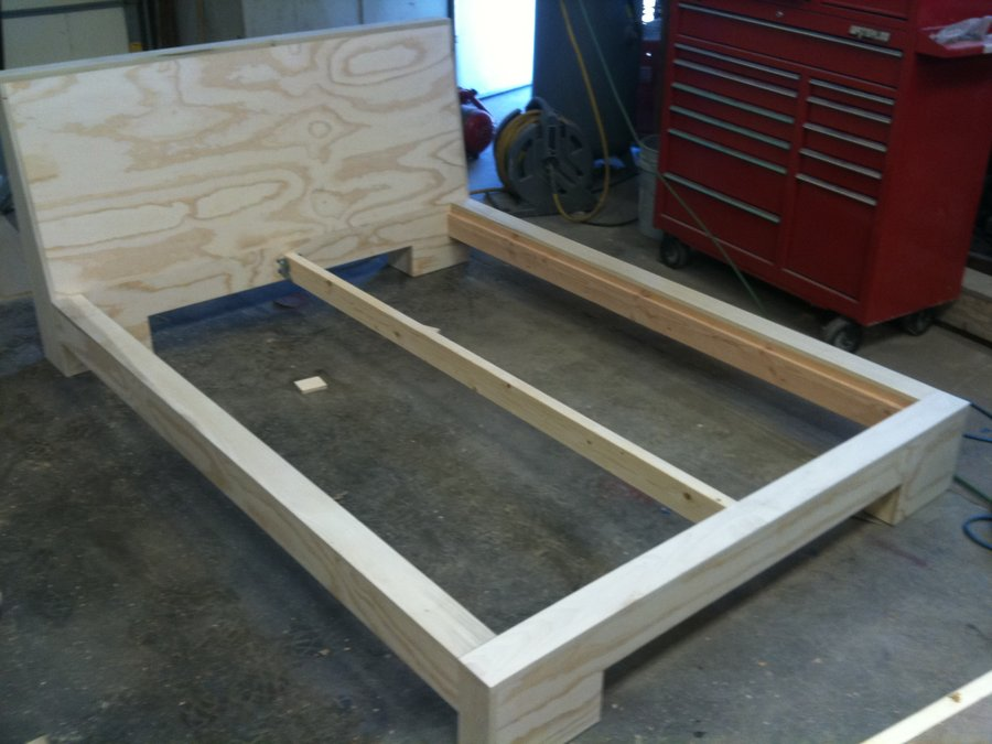 Build Your Own Bed Frame Royals