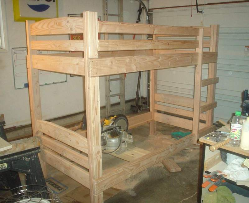 Bunk Bed Plans, What\'s So Good About It? | Royals Courage