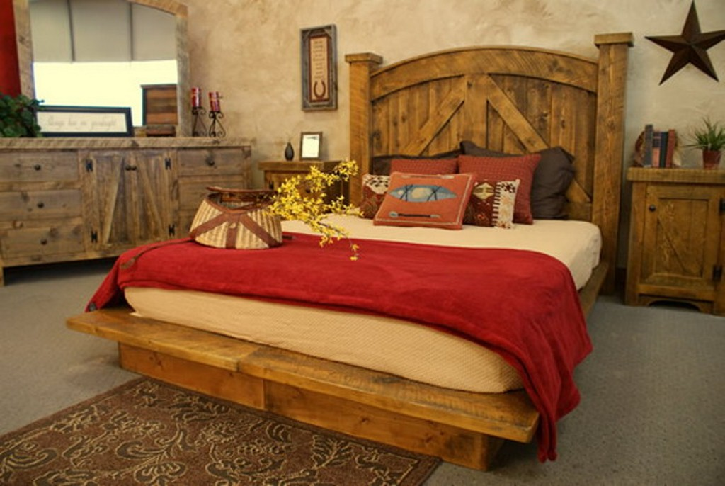Cheap Rustic Bedroom Furniture Sets Royals Courage Heat And