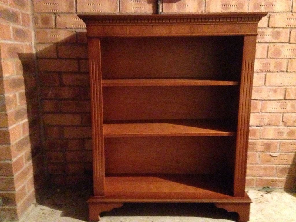 Cherry Bookcase With Free Plans Royals Courage