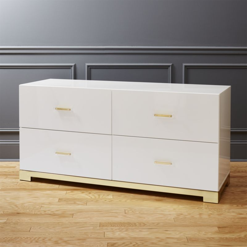 Chest Of Drawers Ikea Royals Courage Modern White