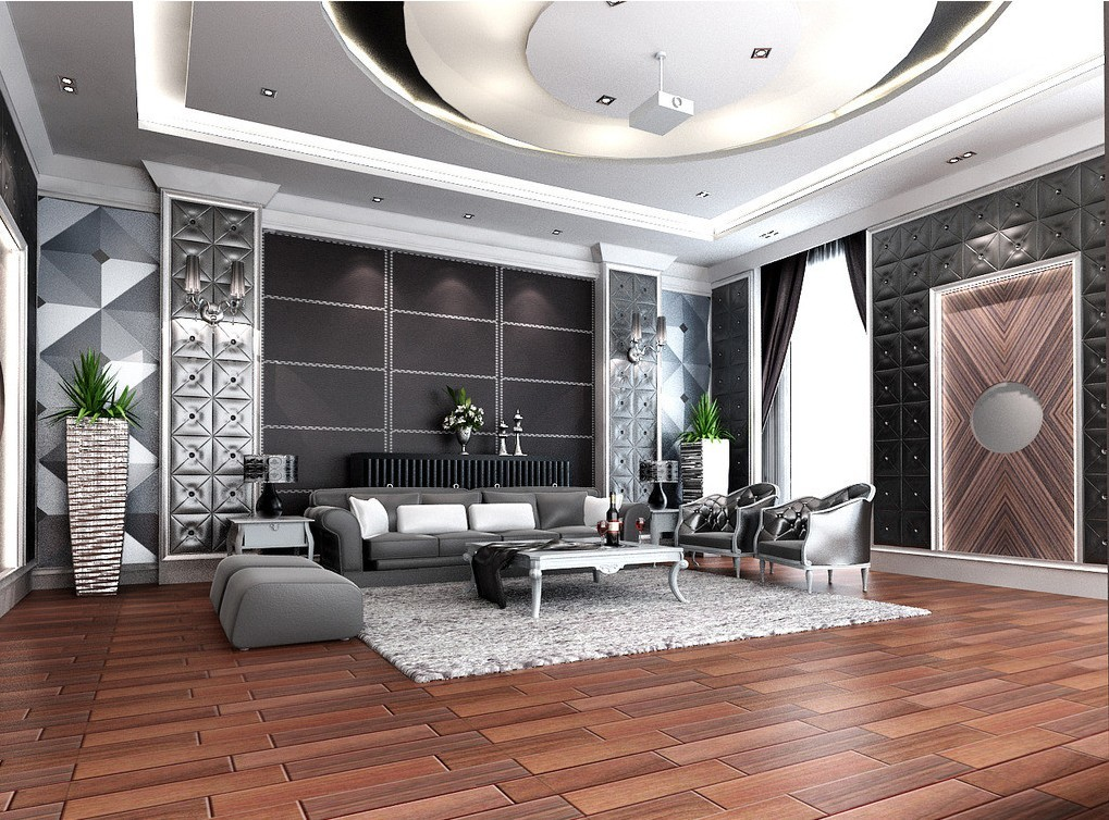 Classy Living Rooms For Men | Royals Courage : Trendy ...