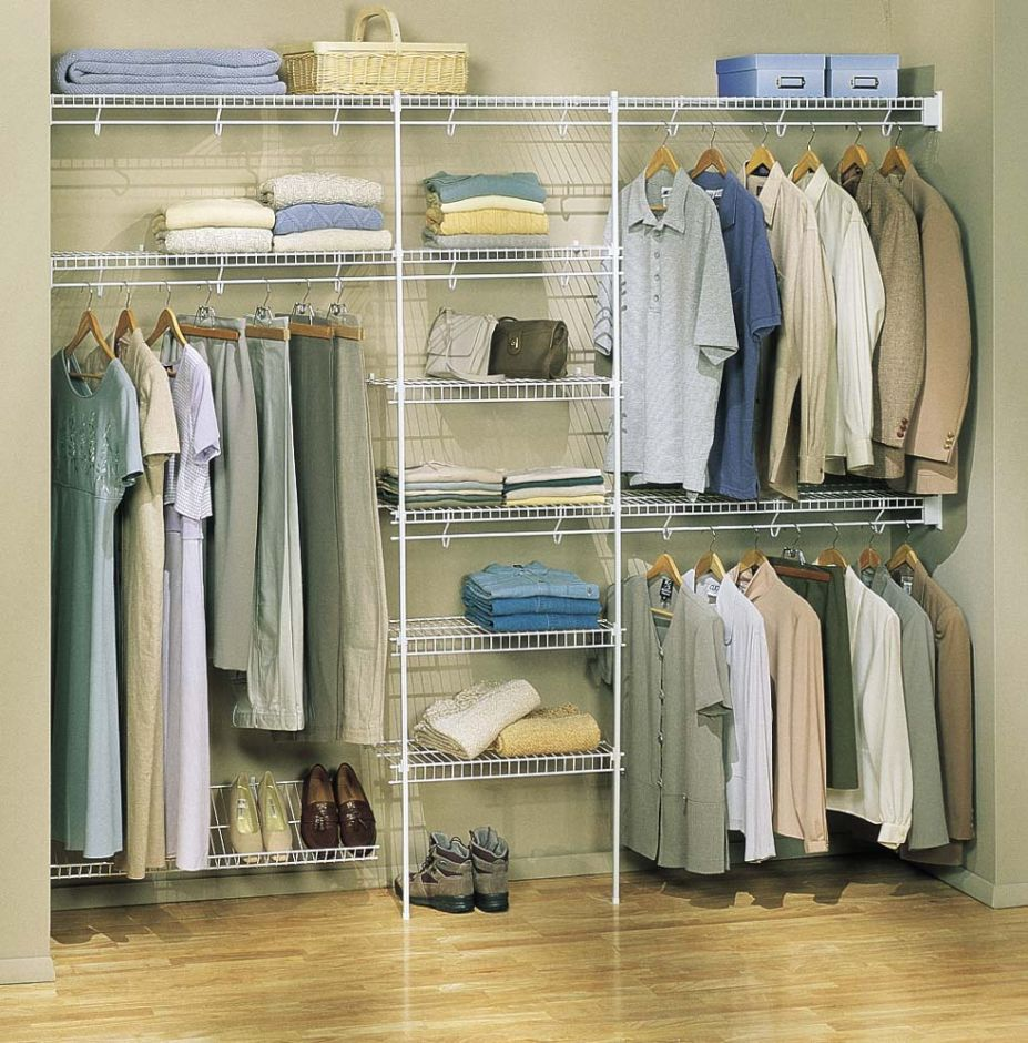 foto de Closet Systems Home Depot | Royals Courage : How To Set Up Wire ...