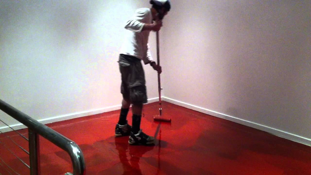 Concrete Basement Floor Paint Reviews Royals Courage Good Look Of Polished And Painted Concrete Floors