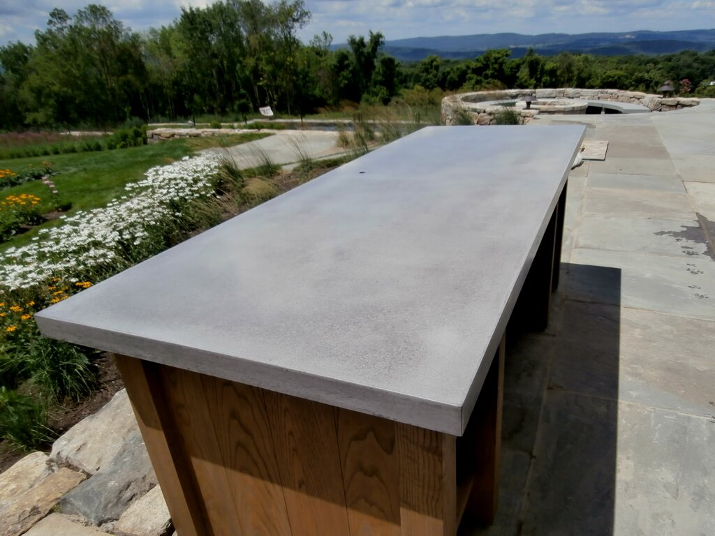 Polished Concrete Table Top Royals