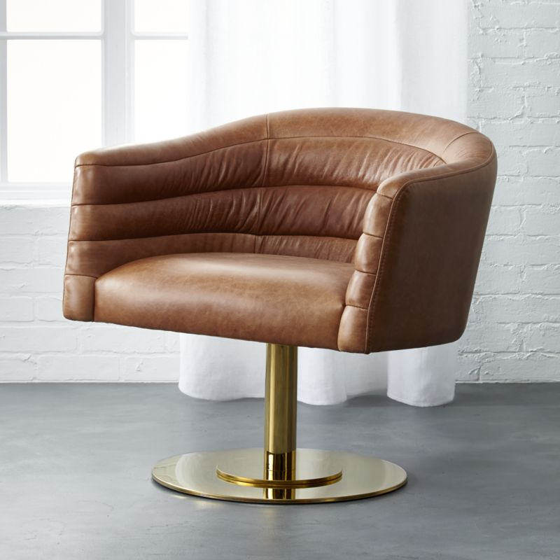Contemporary Swivel Accent Chairs | Royals Courage ...