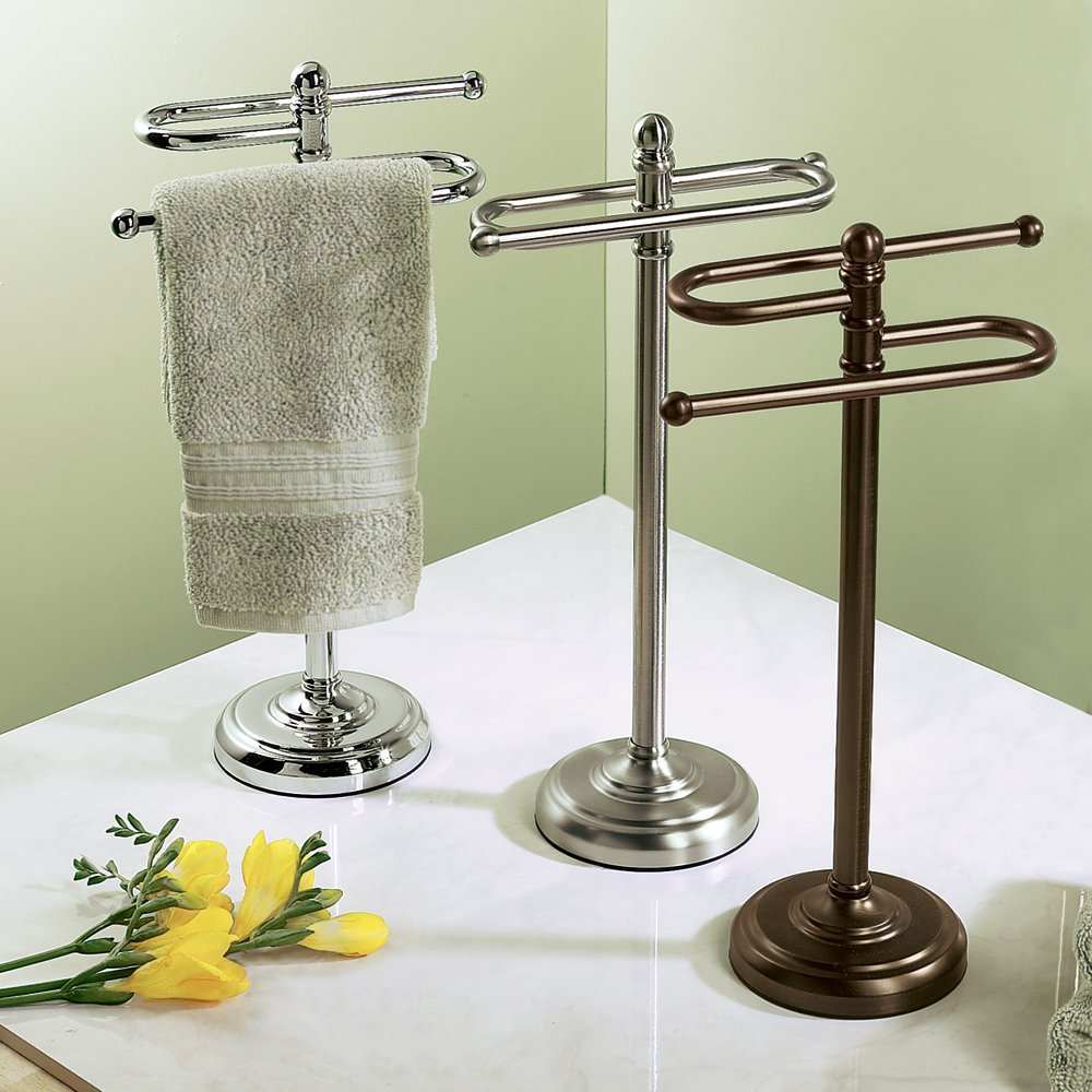 Countertop Hand Towel Holder Royals Courage Ideally