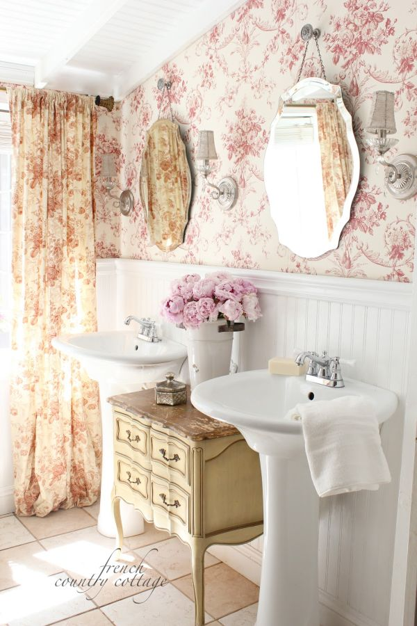 Extra Long Desk Table, Country Bathroom Cabinet Royals Courage French Country Bathroom Concepts