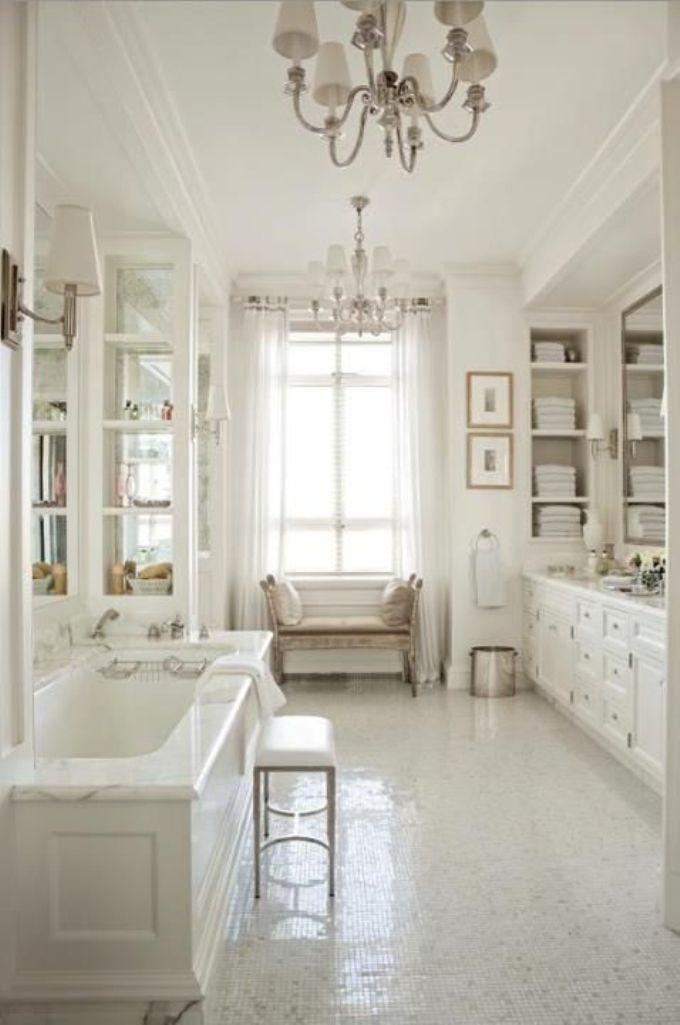 Country Bathroom White | Royals Courage : French Country ...