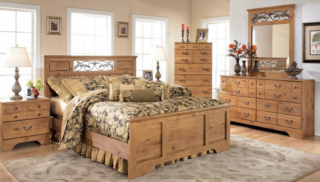 Heat And Vibrant Concepts Rustic Bedroom Furniture | Royals ...