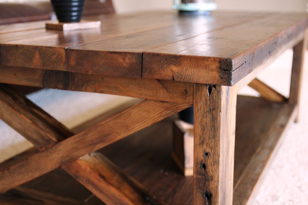 - Creative Coffee Tables Royals Courage : Implausible Rustic