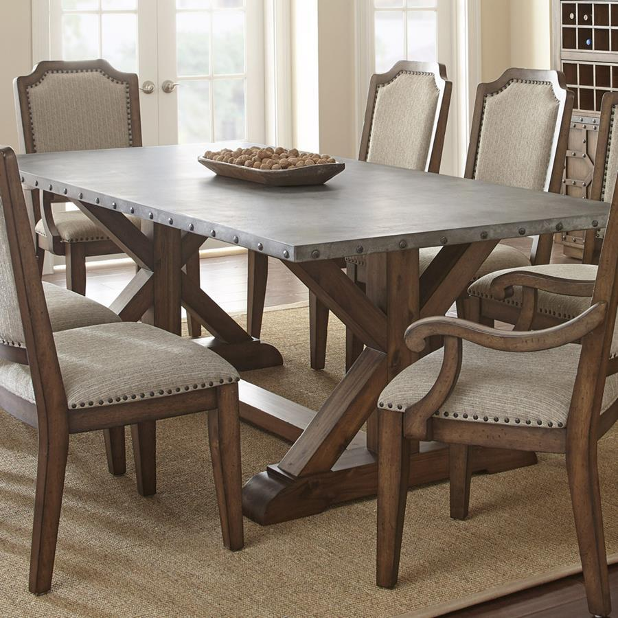 Image Of Custom Made Dining Room Tables