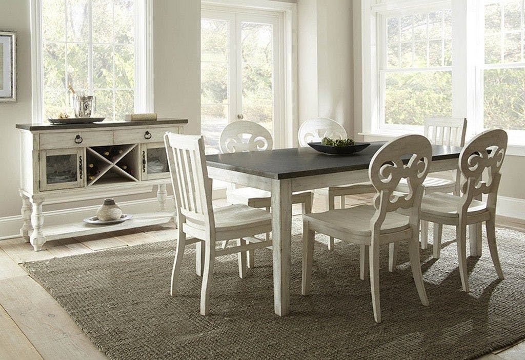Custom Made Kitchen Tables | Royals Courage : Good Zinc Top ...