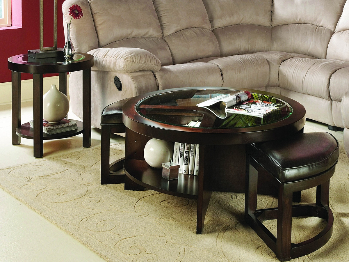 - Diy Round Ottoman Royals Courage : Adorning The Room With Large