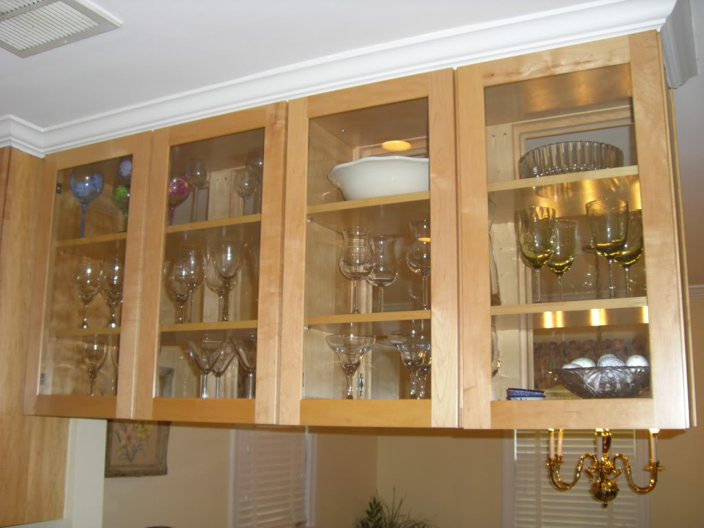 Decorative Kitchen Cabinet Glass Royals Courage To Wire Mild To