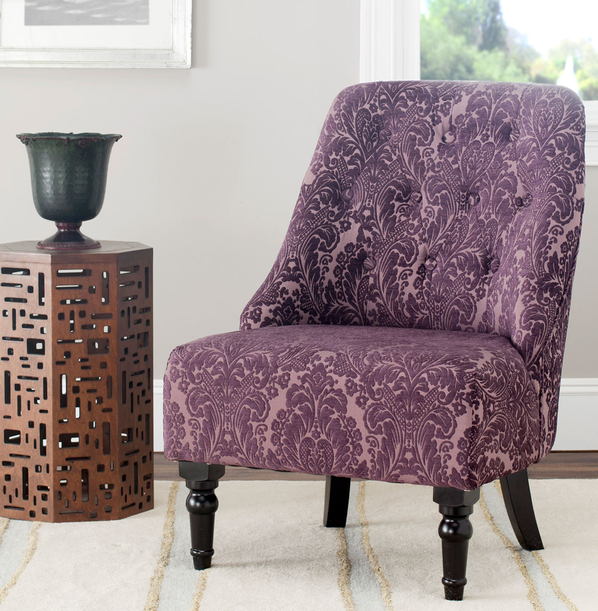 Fine Eggplant Chair Pattern Royals Courage Rooms With Lovely Evergreenethics Interior Chair Design Evergreenethicsorg