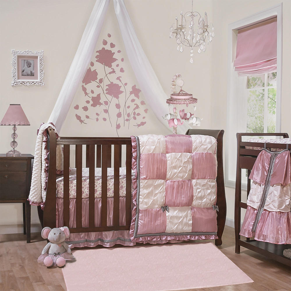 Girls Baby Bedding Set Royals Courage 24 Unique Baby
