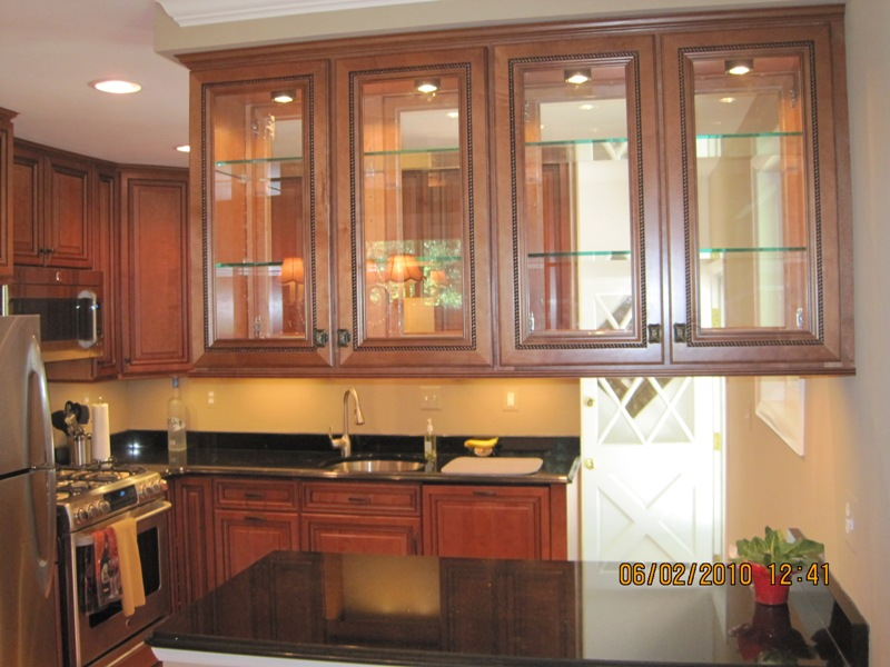 Mild To A Gl Kitchen Cabinet Doors