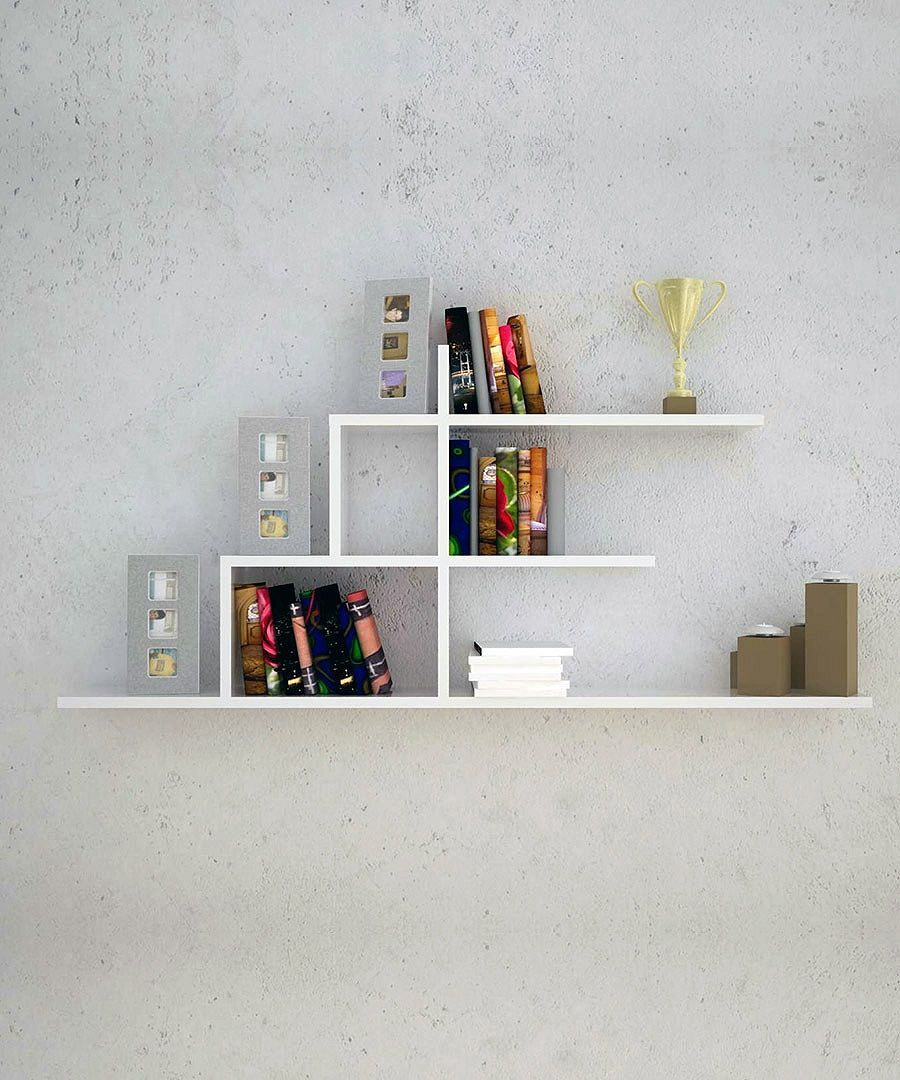 Image of: Let S See 24 Fashionable Wall Mounted Bookcase Royals Courage