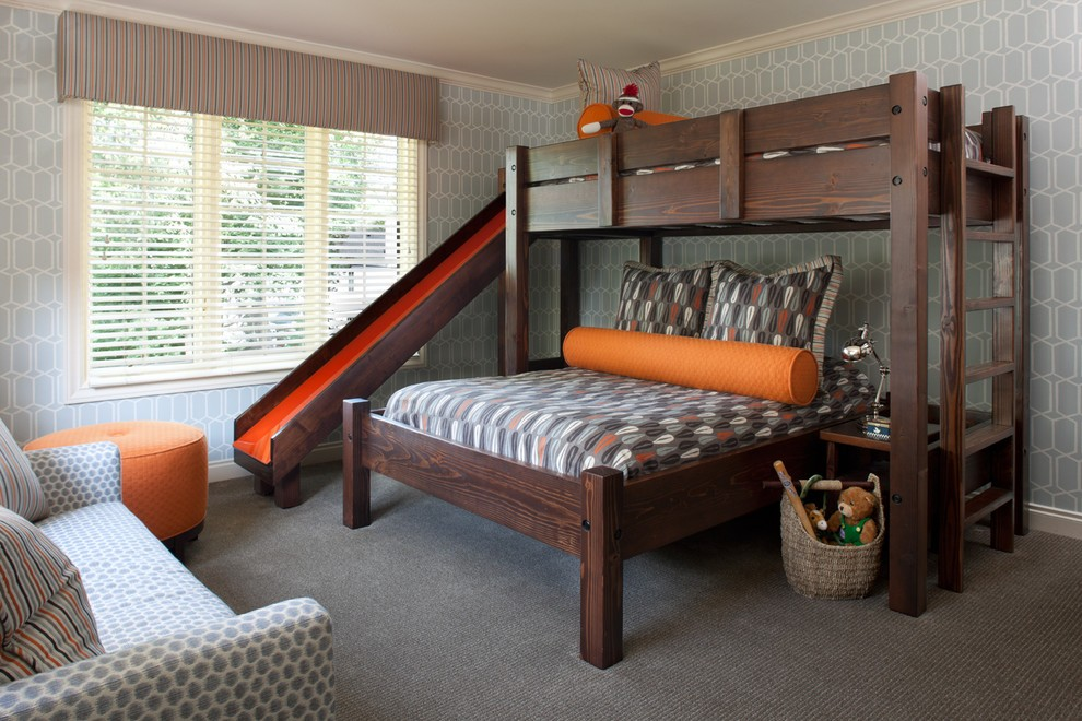 Queen Loft Bed For Grownup Royals Courage